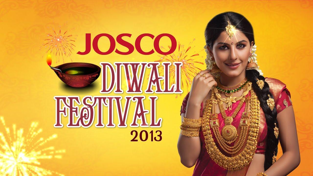 Josco Diwali Festival Ad YouTube