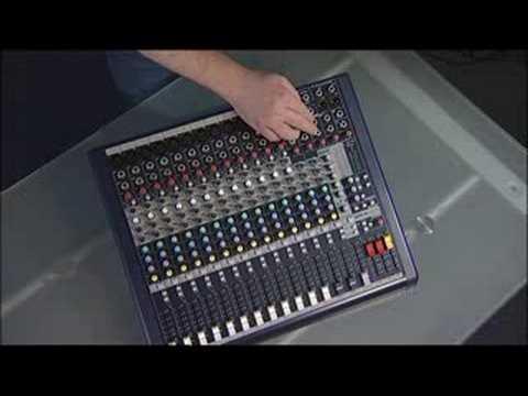 Soundcraft MFX Multi-Purpose Mixer