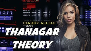 The Flash Season 4: Barry's 2056 Message - The Thanagarian War Theory