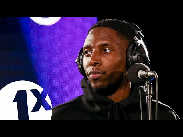 Samm Henshaw - U Remind Me in the 1Xtra Live Lounge
