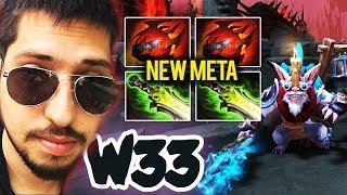 w33.ha Meepo God is BACK! New Meta Itembuild vs Team Aster - ESL One Katowice 2019 - Dota 2