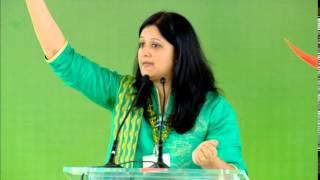 Dr. Srividya Ramasubramanian -Associate Professor of Communication at Texas ,USA- IWC 2014