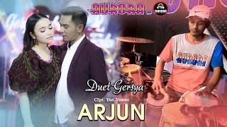 Tasya Rosmala Ft Gerry Mahesa - Arjun (Official Live Music)