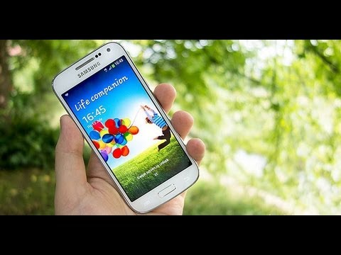 Samsung Galaxy S4 mini i9190 обзор ◄ Quke.ru ►