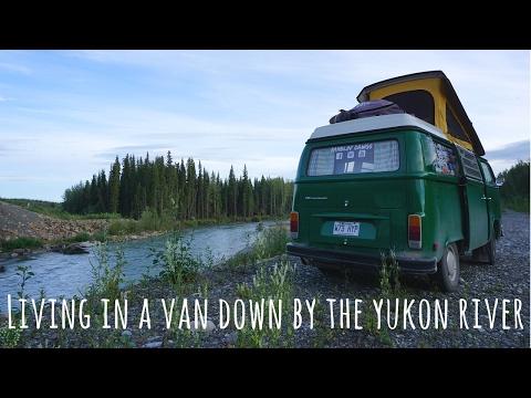 Living in a Van Down by the Yukon River - Northbound 06 - Ramblin' Dawgs