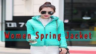 Women  jacket review - womens spring jackets - womens winter coats review