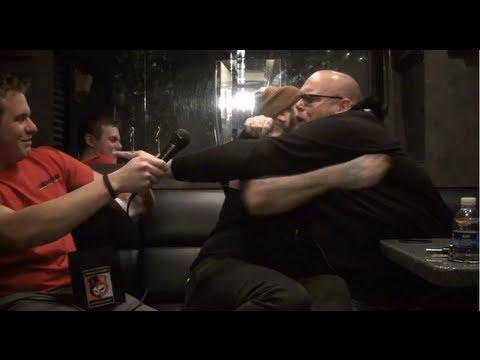 Demon Hunter Interview in Lincoln, NE - Backstage Entertainment