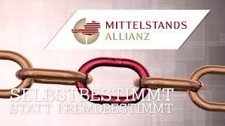 MITTELSTANDS-ALLIANZ: Inhalte und Hintergründe