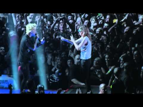 Green Day Live at  LG Arena, Birmingham, UK 28.10.09 (part1)