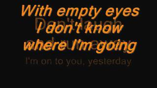 Within Temptation-Empty Eyes with lyrics