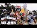 Power Rangers en Español | Dino Super Charge Resumen