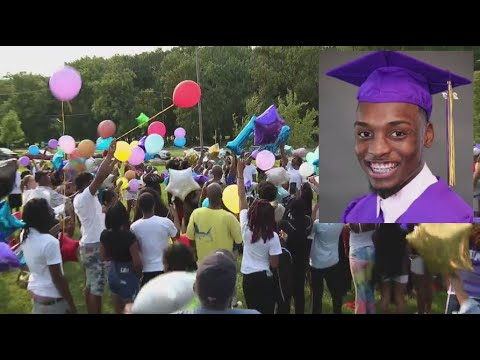 SMH: Friends and family honor life of young man shot and killed on 21st birthday