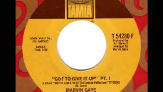 MARVIN GAYE  Got to give it up Pt 1