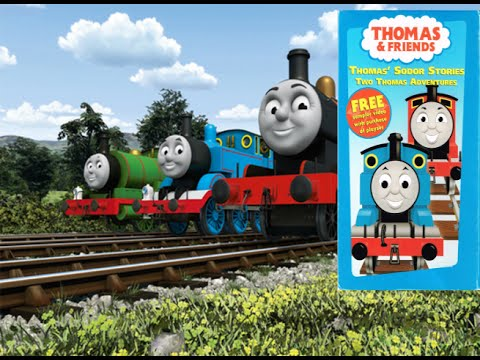 Thomas' Sodor Stories (CGI Version) | Custom DVD