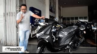Yamaha FreeGo 125cc, Review Spesifikasi dan Harga 2018