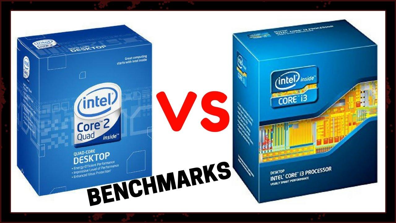 core 2 quad q6600 vs i5 6600k