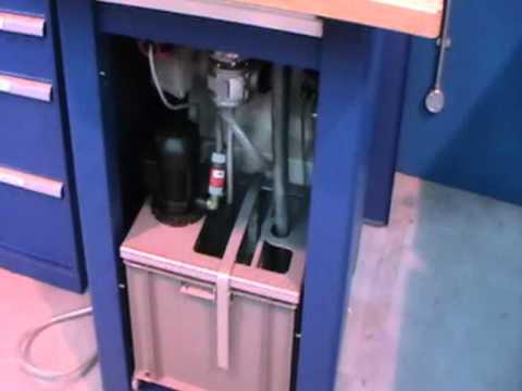 Filtro magnético rectificadora uatomática X-Sharp Wilson Tool - SUPRAFORM, S.L.