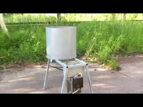 Зернодробилка шмель своими руками видео фото 47