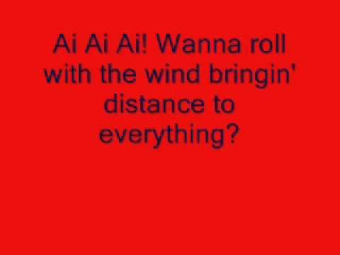 Alexander Rybak: Roll With The Wind Lyrics!
