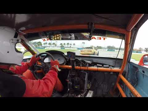 Sebring 9/2017 Chumpcar Team Jacky Ickx GT30 Mark 5