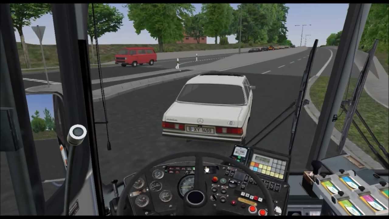 Omsi test du mercedes 0305 en hlp youtube for Mercedes benz 0305 for sale