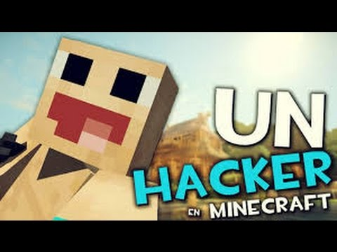Sono un hacker noob in minecraft -_-