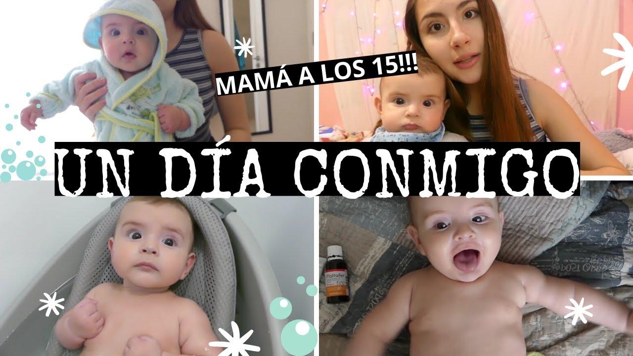 DÍA DE SPA /MAMÁ ADOLESCENTE