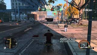 Saint's Row - The third Pc Gameplay [HD]