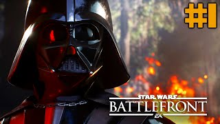 STAR WARS BATTLEFRONT : Online Let