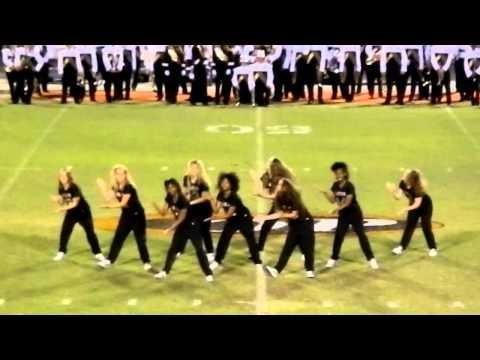 Orange Park High School Raiderettes 2012-2013