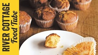 Lemon Curd Muffins | Hugh, Tim & Steve