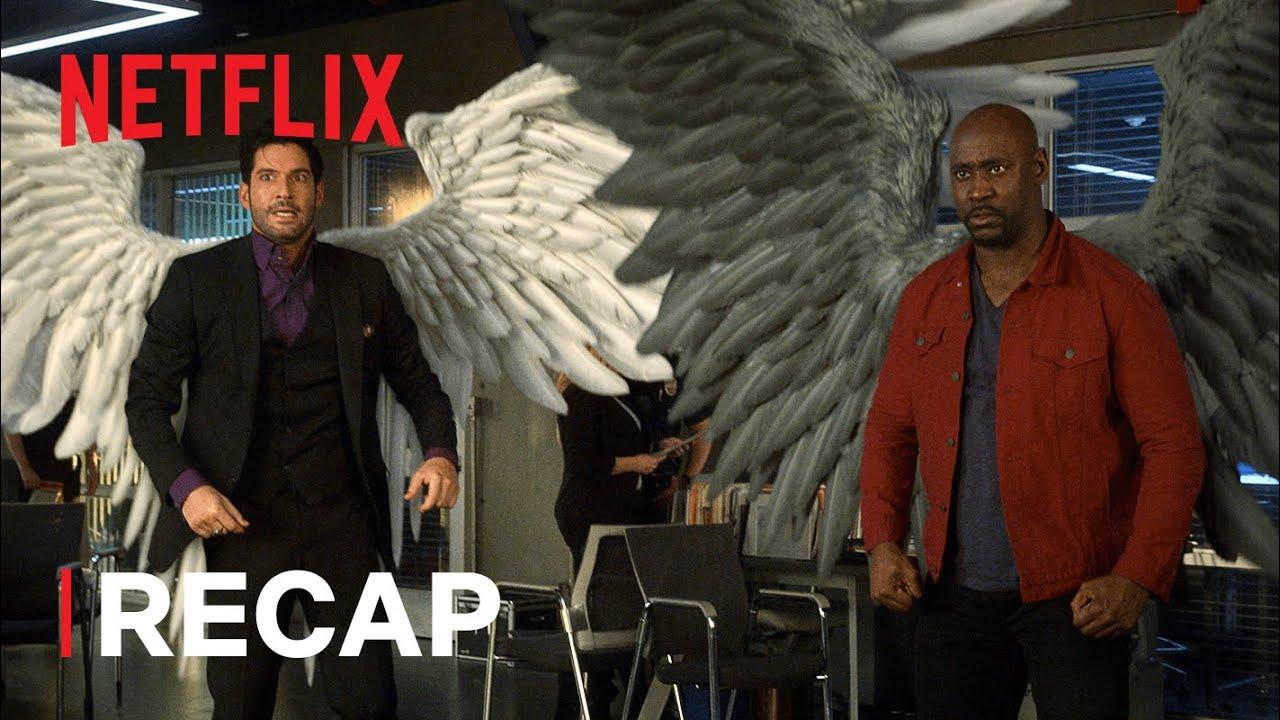 Download Lucifer | Season 5 Recap | Netflix