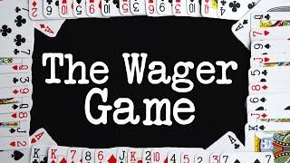 The Wager Game  | Creepypasta German / Deutsch | Ritual