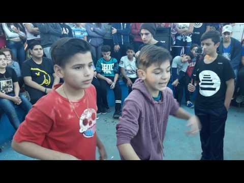ZACK CITTA vs THIAGO CARLITOS - 8vos - (Fecha 6 ) -EPF