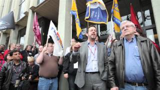 Correctional officers on wildcat strike