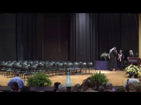 University School - East Tennessee State University School 2017 Commencement