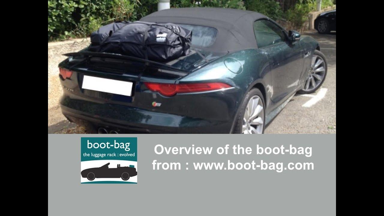Car Boot Luggage Rack Fits Mazda Mx5 Bmw Z3 Z4 Porsche