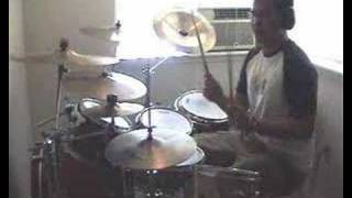 Lakewood Church - Friend of God (Drum Cover)