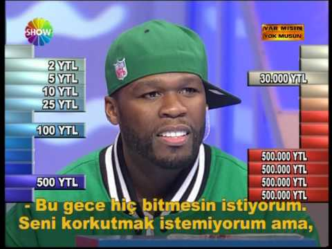 50 Cent Turkey / 50 Cent Turkiye de...