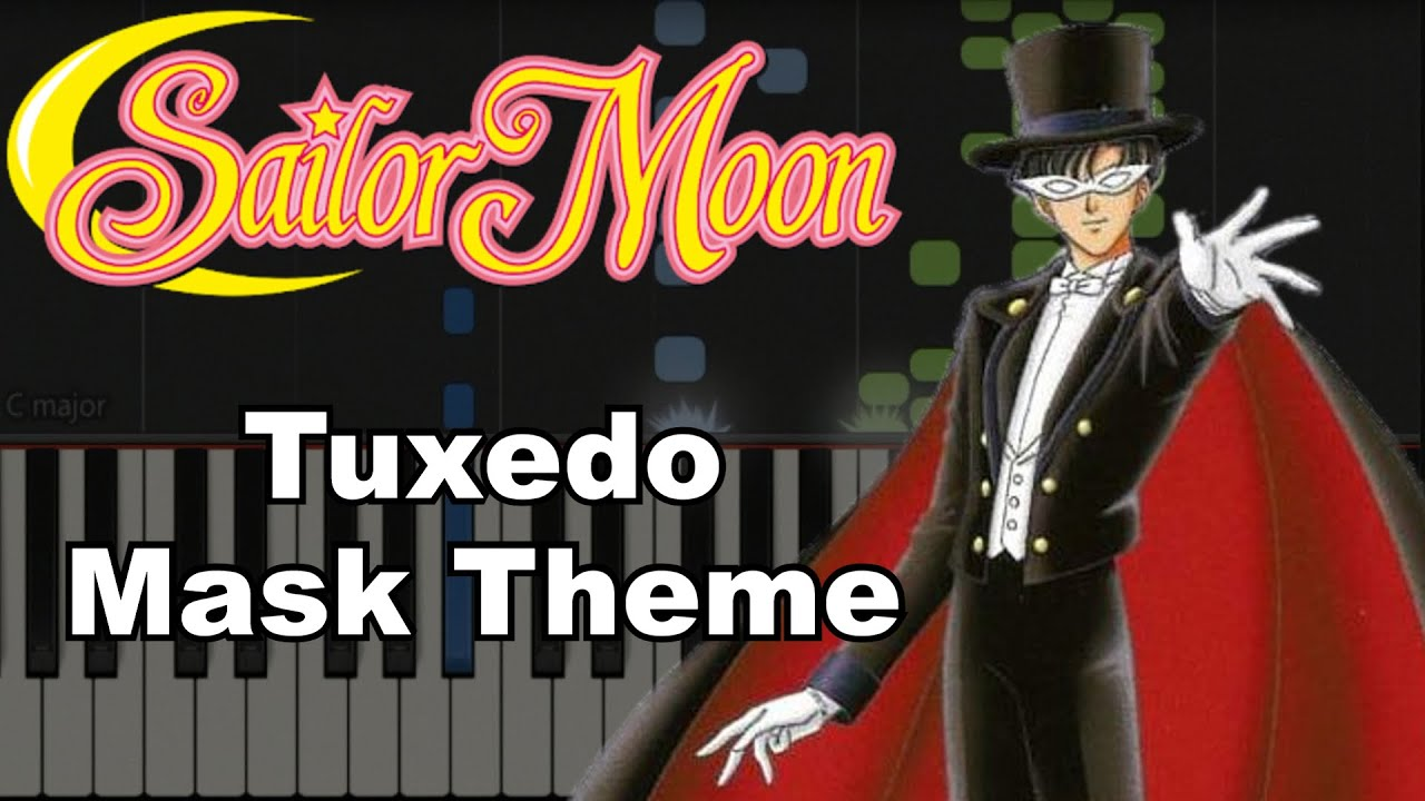 Image result for sailor moon and tuxedo mask