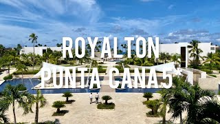 Royalton Punta Cana 5 свежий обзор отеля октябрь 2020