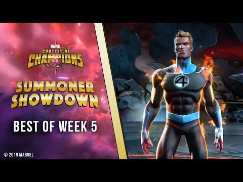 Marvel Contest of Champions: Summoner Showdown | Best of Week 5!