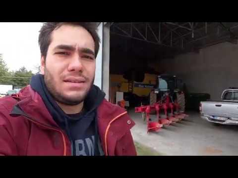 Neler Kullanıyoruz? Garaj, Traktör, Ekipman Ve Biçerdöver Tanıtımı Içerir!