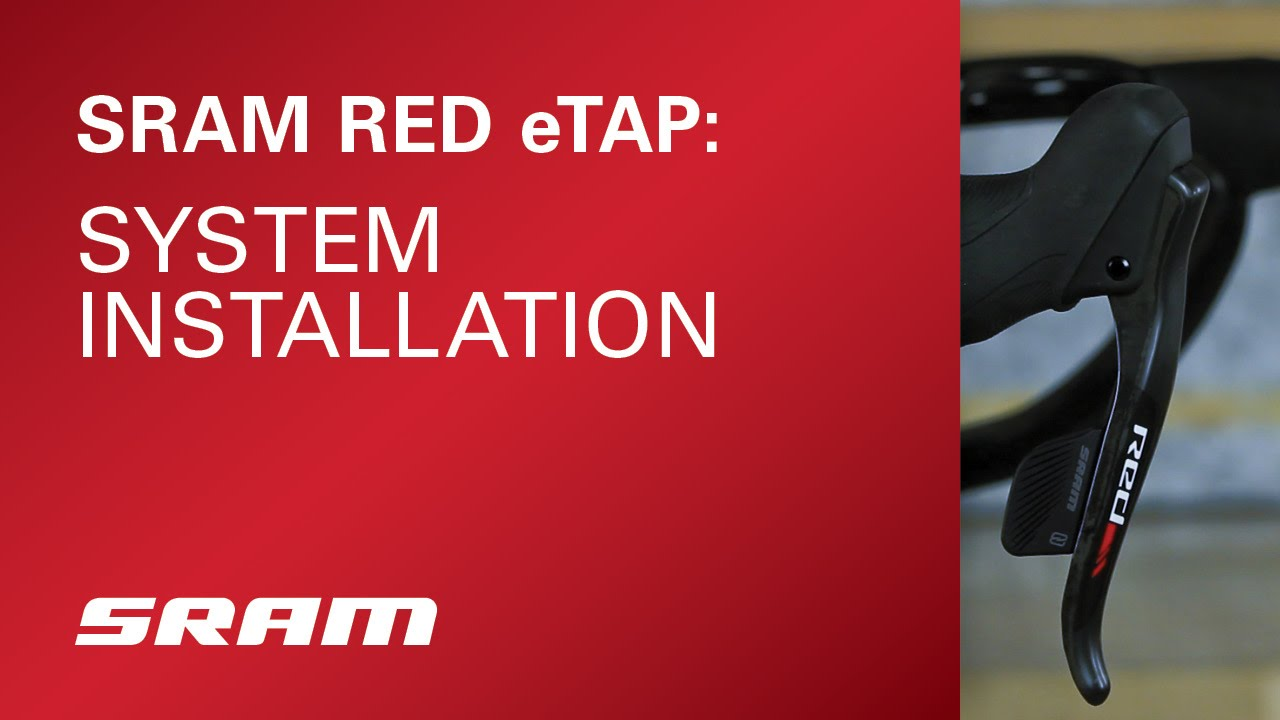 Sram Red Etap System Installation Youtube 12 Volt Conversion Wiring Diagram Car Tuning