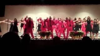 Euclid Varsity Chorale 2010-11  X-mas- No More Drama