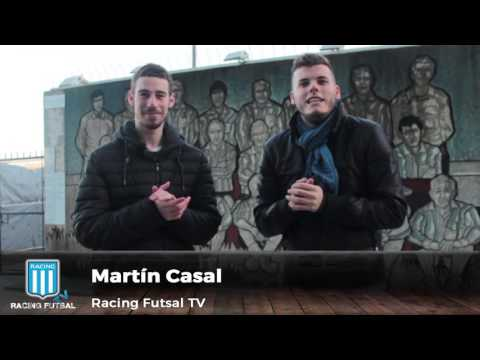 Racing Futsal TV: Programa Nº 3