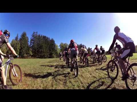 Cheq 40 Trail Genius Rider - Chequamegon Fat Tire Festival 2015