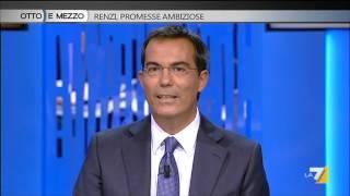 Otto e mezzo - Renzi, promesse ambiziose (Puntata 07/09/2015)