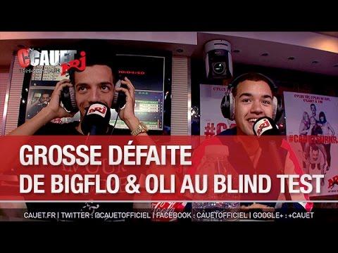 Grosse défaite de Bigflo & Oli au blind test - C'Cauet sur NRJ
