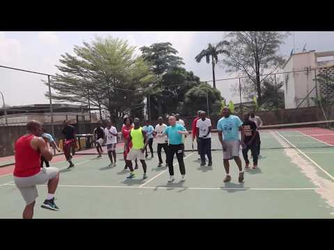 Shakuma Fitness & Soul Rain International Visit To Lagos Nigeria Video